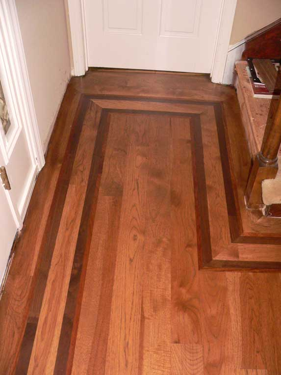 Raleigh hardwood floors wake forest hardwood floor for Custom hardwood flooring