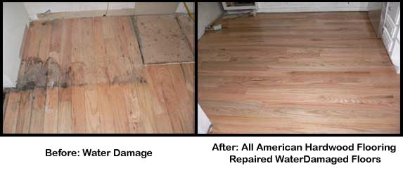 Raleigh Hardwood Floors Wake Forest Hardwood Floor Refinishing - Stained hardwood floor repair
