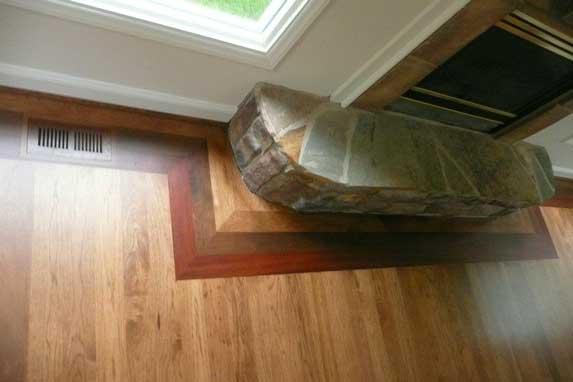 Hardwood Floor Borders hardwood flooring borders frank h duffy inc Flooring Service Wake Forest